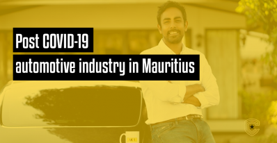 Post COVID19 automotive industry in Mauritius