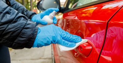 How to Clean Your Vehicle To Prevent Covid-19