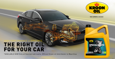 The best engine oil in mauritius