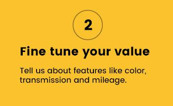 fine tune your car value , carclub tradein