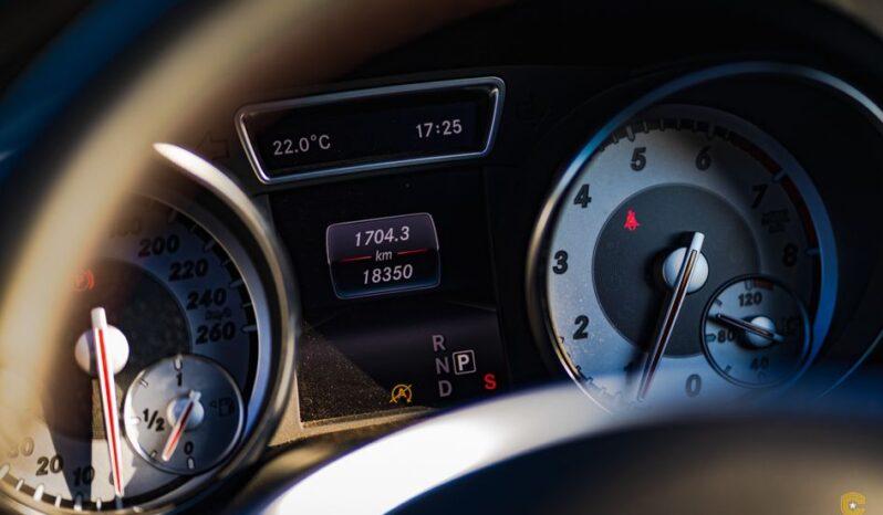 2016 Mercedes CLA180 Shooting Brake full