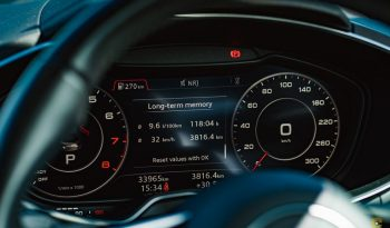 2016 Audi TT full
