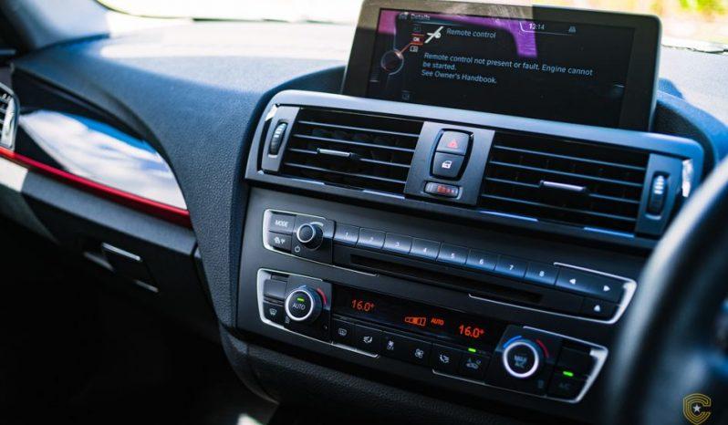 2014 BMW 116i full