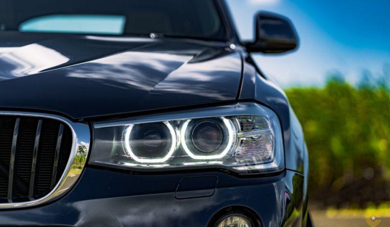 2016 BMW X4 full