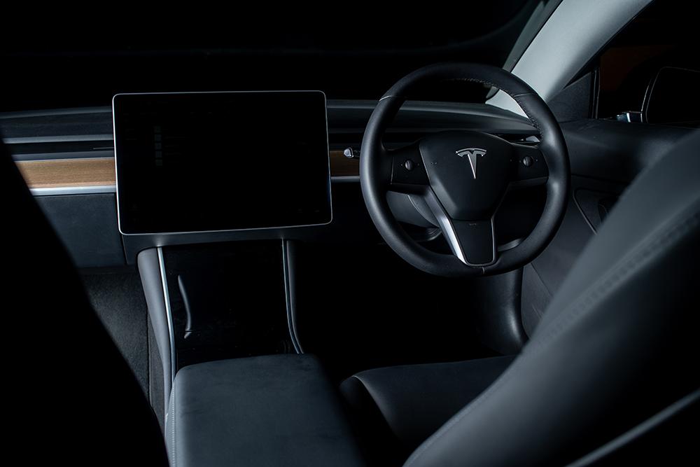 Tesla Model 3 Mauritius