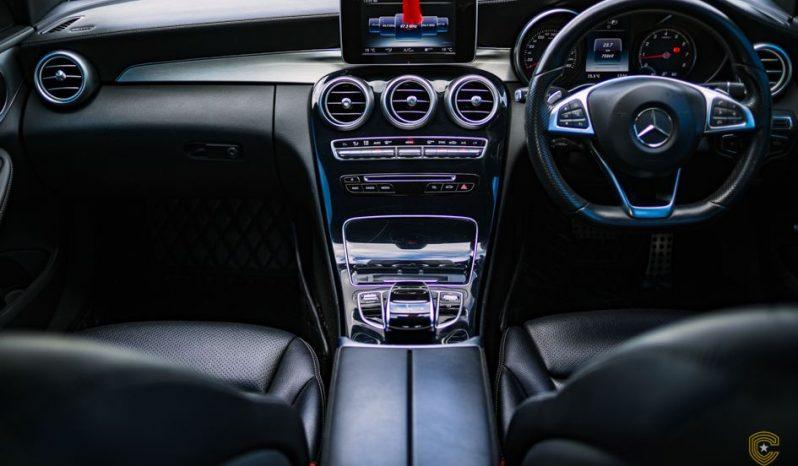2016 Mercedes C180 full