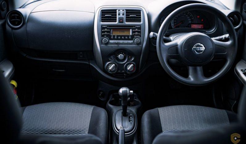 2018 Nissan Micra full