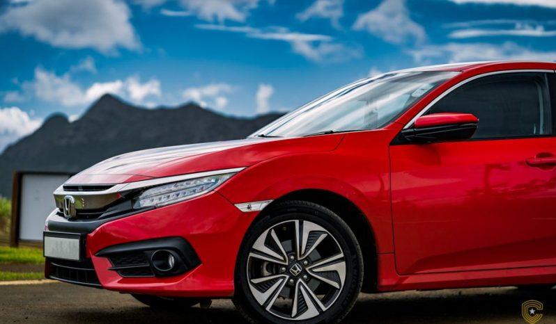 2019 Honda Civic full